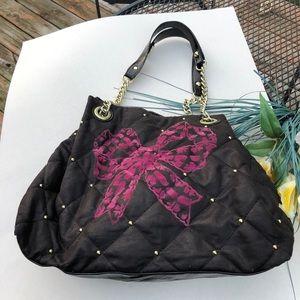 Betsey Johnson large purse